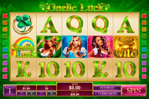 Tragamonedas gratis Gaelic Luck como ganar en la ruleta del casino real 283450