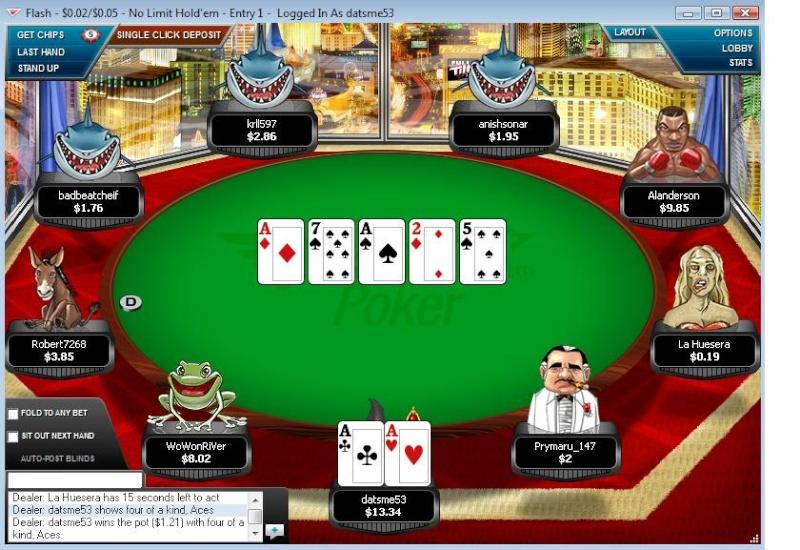 Tilt poker download juegos NeoGames com 747467