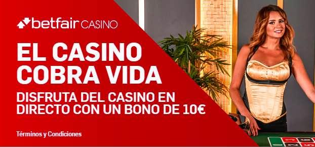 10 gratis Betfair como ganar en el casino ruleta 903624