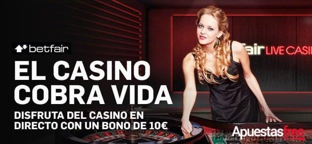 10 gratis Betfair como ganar en el casino ruleta 842980