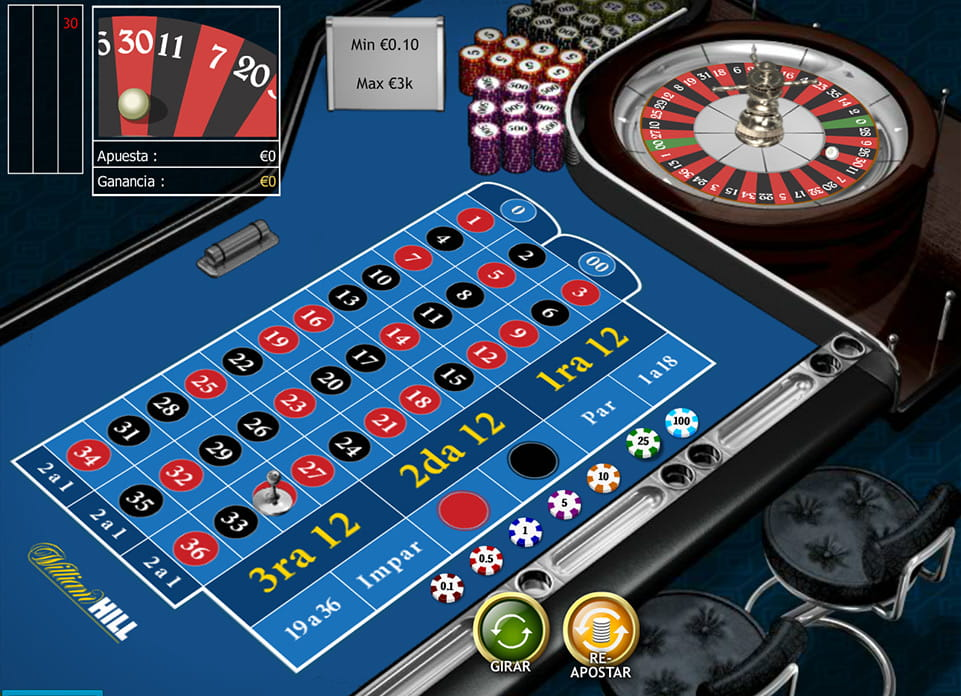 Hill williams casino regulado DGOJ 111321