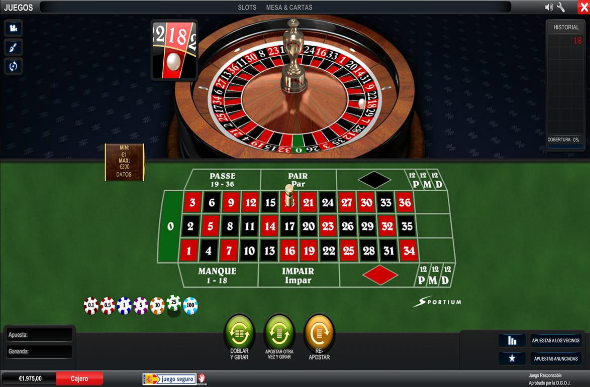 Juegos Sportium es casinos online que mas pagan 546620