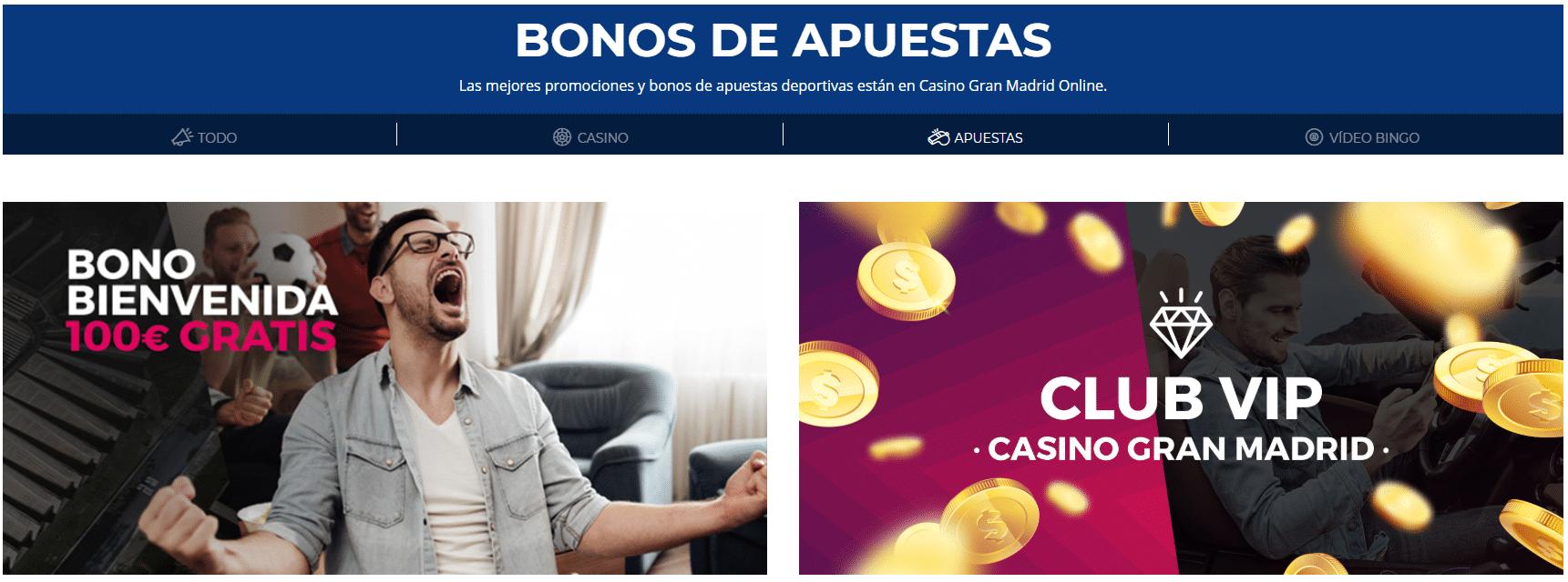 Casino gran Madrid online bono bet365 Paraguay 626255