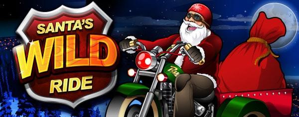 Tiradas gratis Santa's WildRide los mejores casinos del mundo 36913
