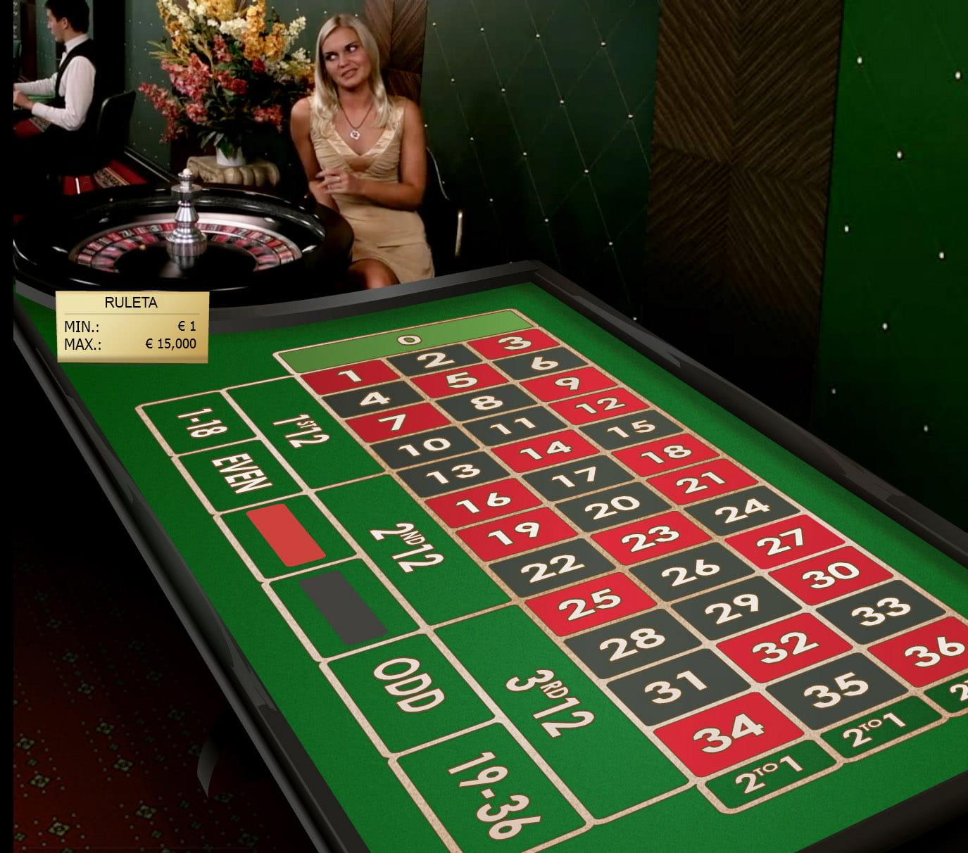 Juegos de casinos en vivo online 340891