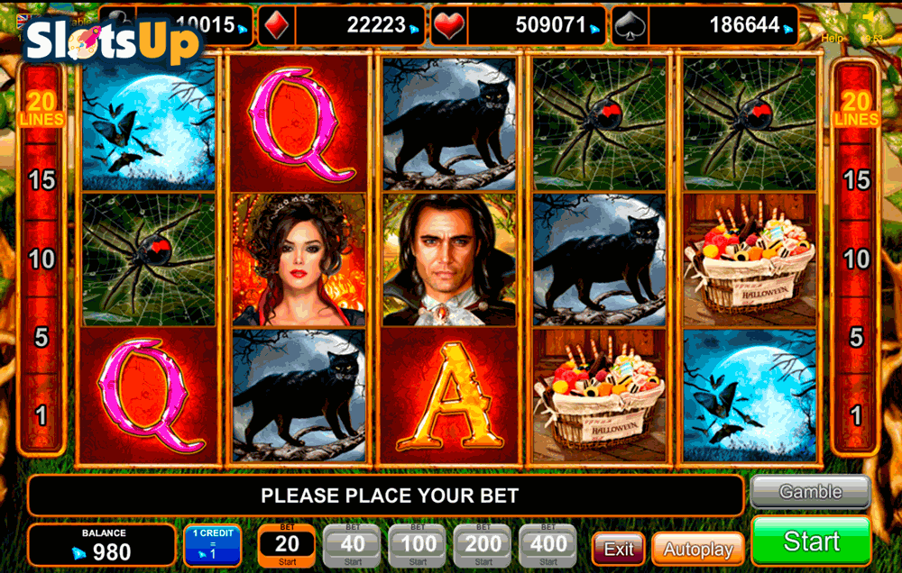 Slotsup free slots online spins eGT Interactive casino 374689