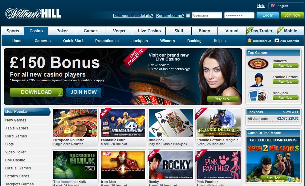 Bonos de 21 Newest Gaming bono william hill casino 182142