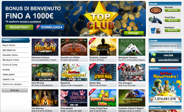 Casino para tablets mobile william hill 968748