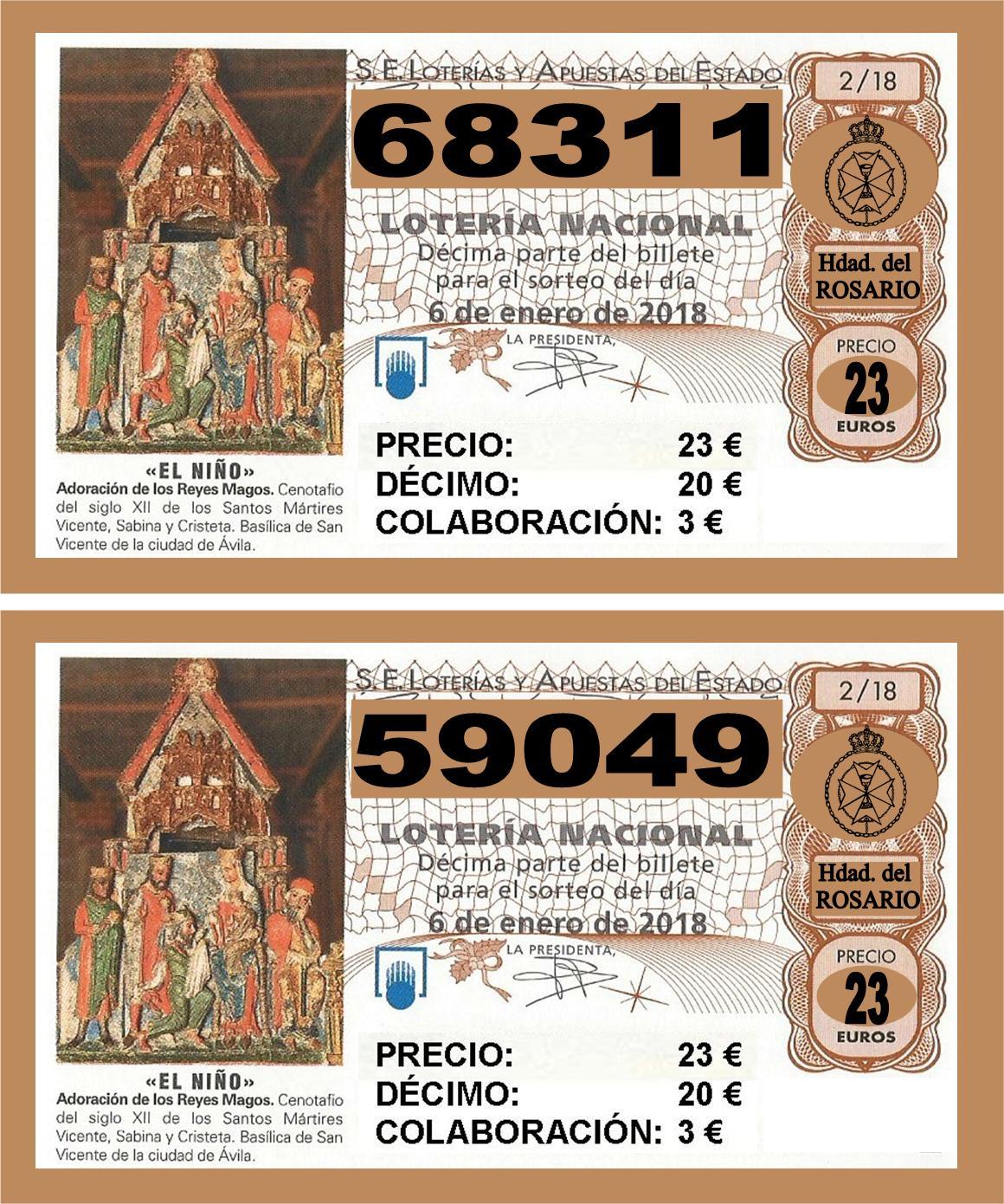 Vive la suerte comprar loteria en Rosario 385334