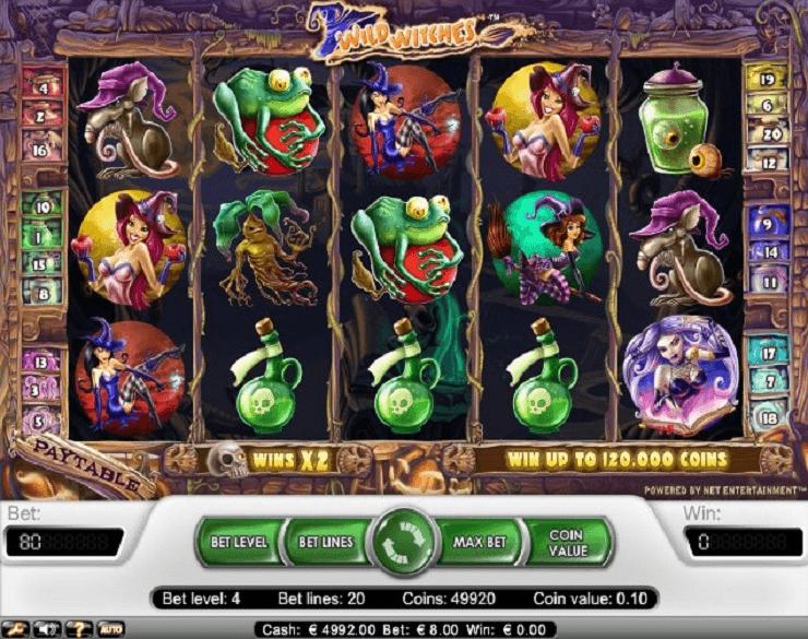 Bingo virtual tragamonedas Wild Símbolo 955431