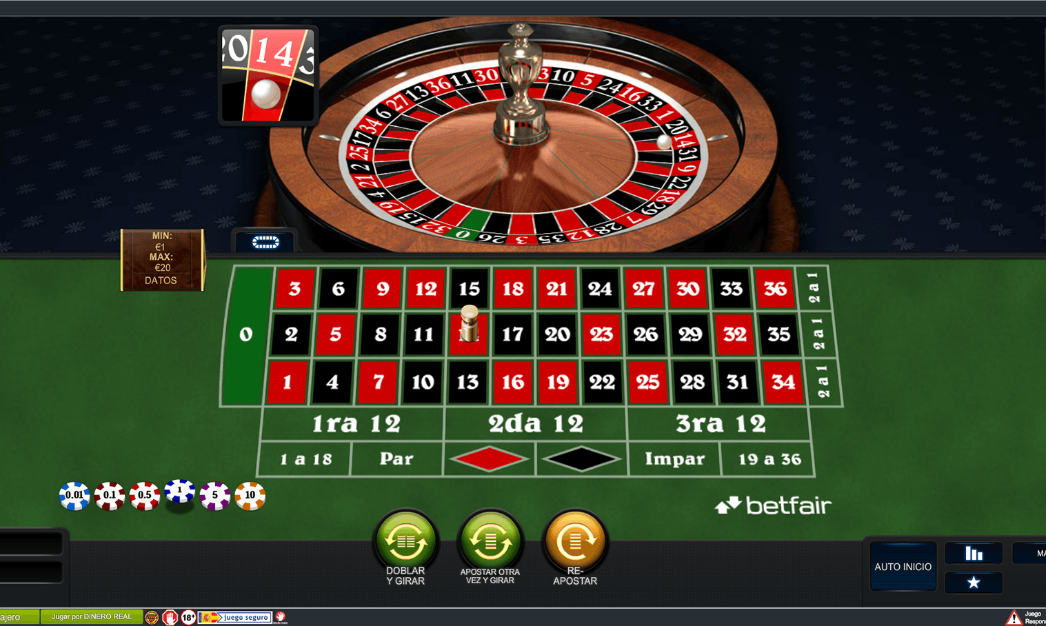 El Gordo online casino ruleta gratis 667418