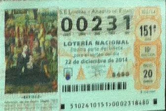 Luckia online comprar loteria en España 948548