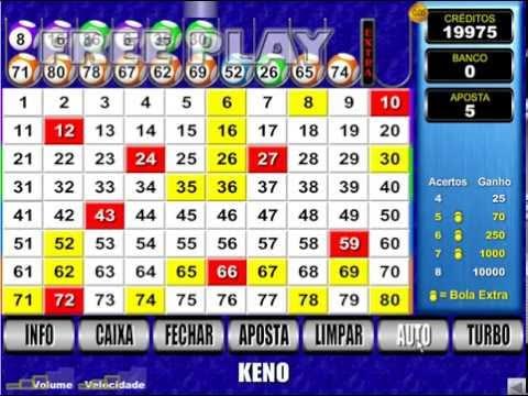 Bingo keno juegos betVillaFortuna com 124951