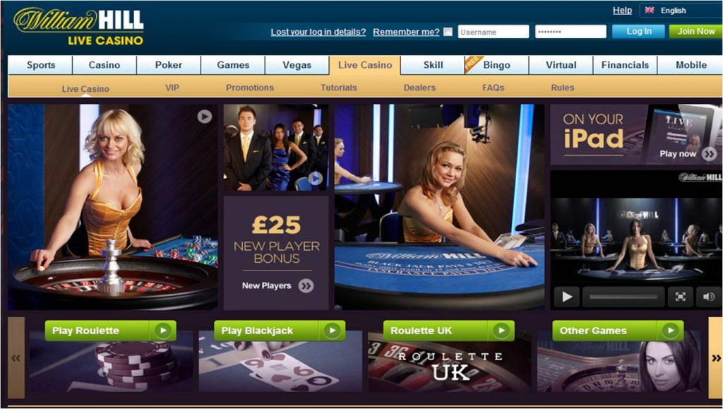 Mobile william hill casino online confiables Belice 758837