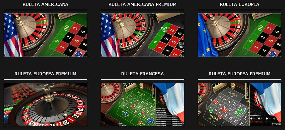 Ruletas online gratis en bonos 702212