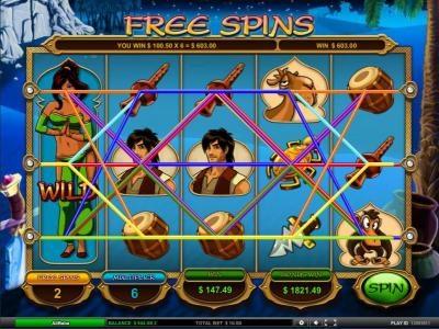 Casinos tiradas gratis sin deposito juega a Open Sesame bonos 138933