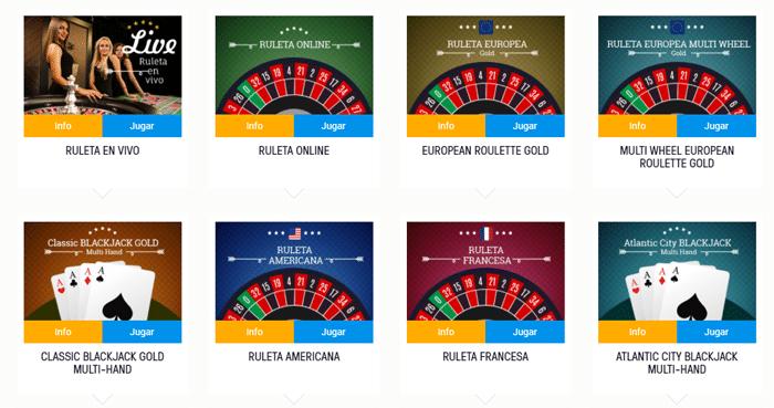 Casino Pastón ruleta española 615158