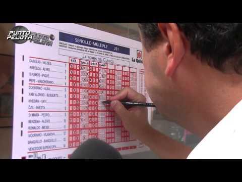 Apuestas deportivas pronosticos como jugar loteria Alicante 152485