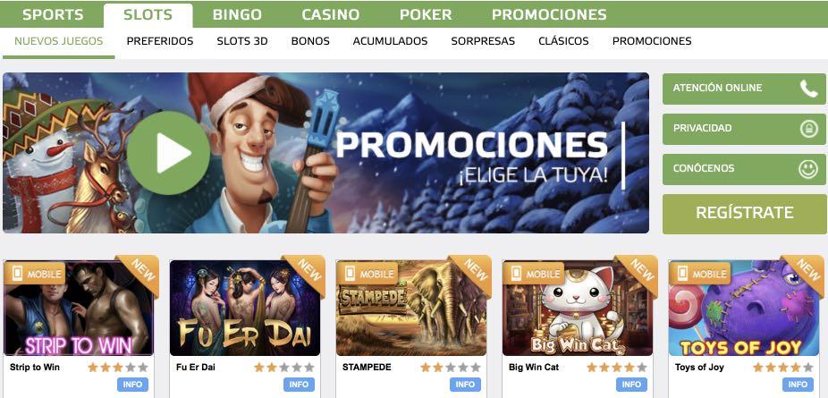 Casas de apuestas deportivas latinoamerica tragamonedas Saucify sin Descargar 508834