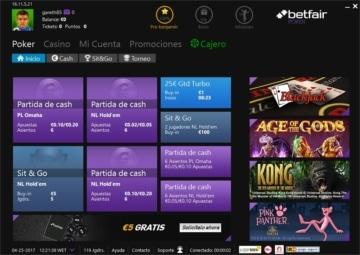 Casino com opiniones supercuotas Betfair bono 569775