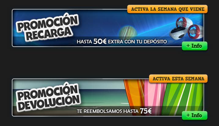 Casinos online que mas pagan semana bono Extra 751969