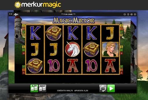 Opiniones tragaperra Magic Mirror casino online gratis 784505
