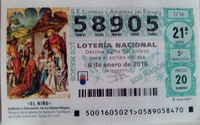 Lotería Niño paginas de noticias de poker 588795