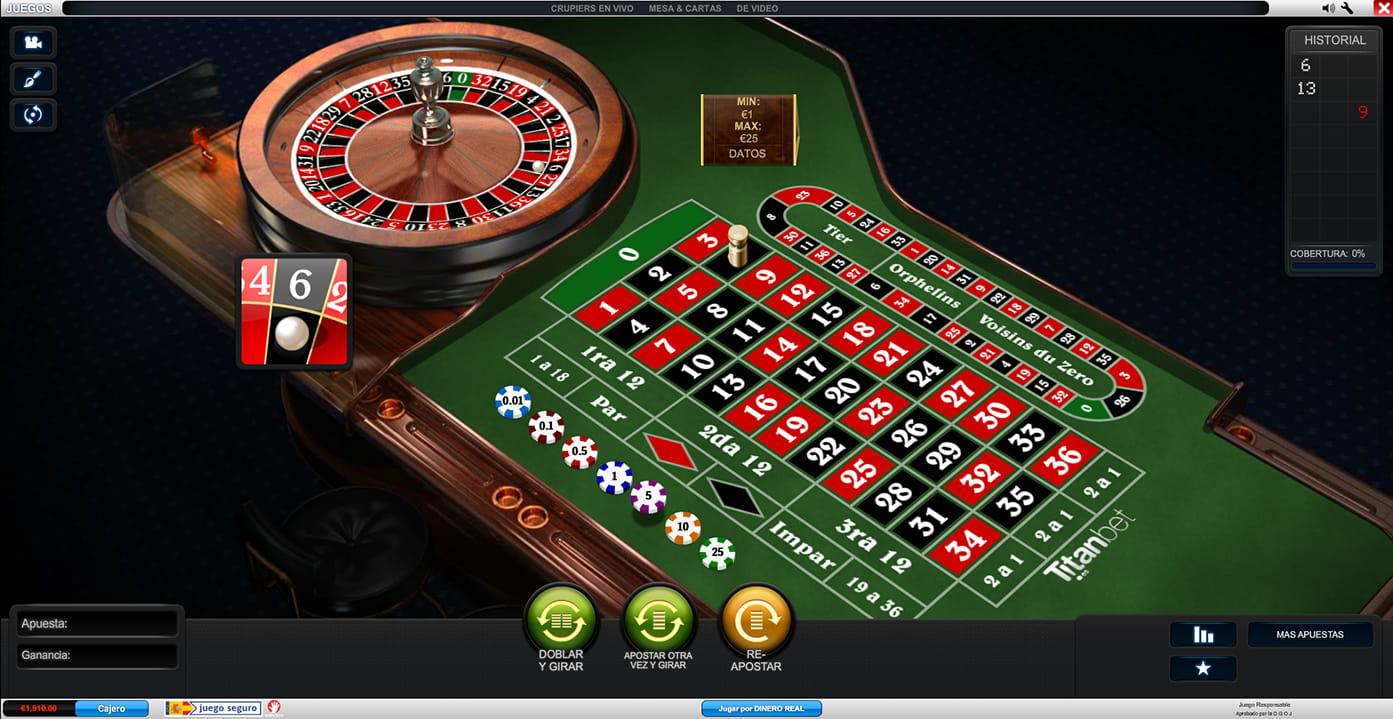 Juegos de casinos en vivo online 646195