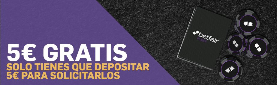 50€ gratis BETFAIR descargar poker 252076