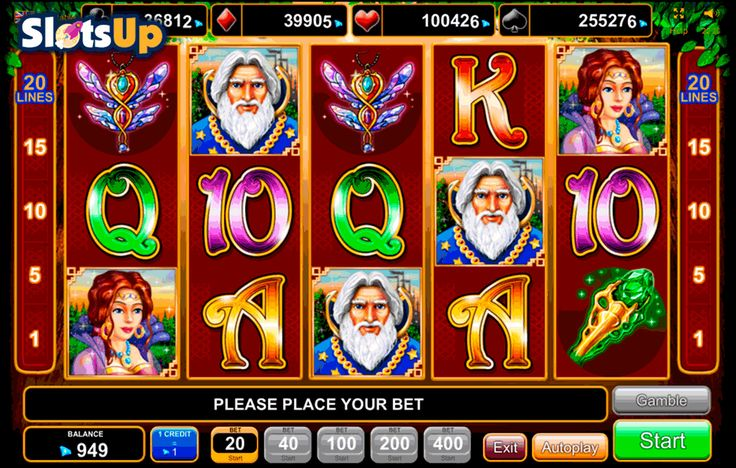 Slotsup free slots online spins eGT Interactive casino 517639