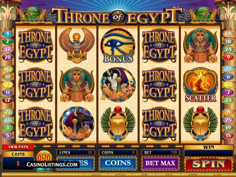 Niagara poker tragamonedas pharaohs 467375