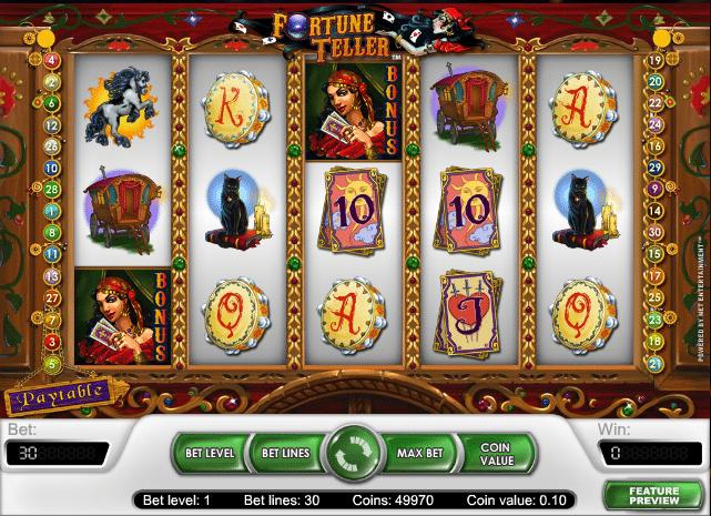 Tiradas gratis casinos fortune teller 541854