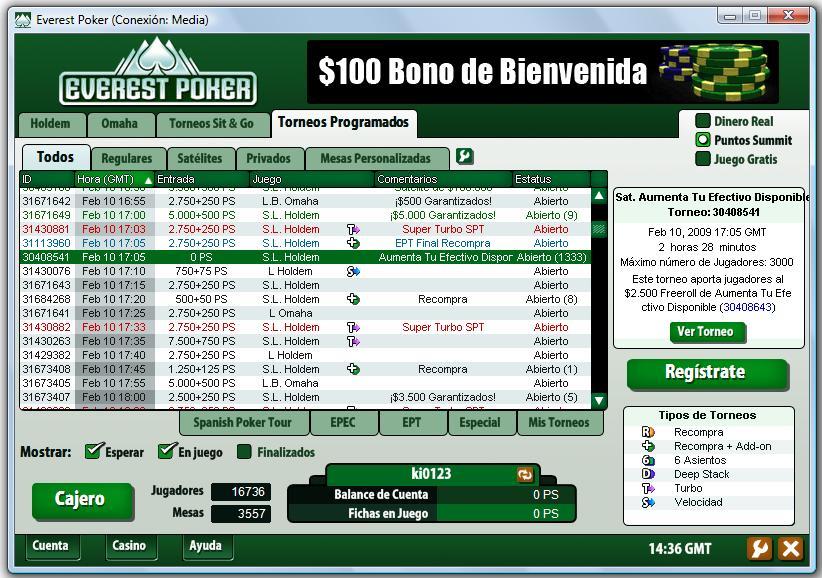 Gratis bonos Tómbola everest poker passport renewal 122027