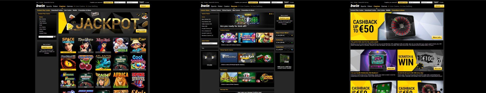 Bwin futbol jackpot casino en Colombia 644716