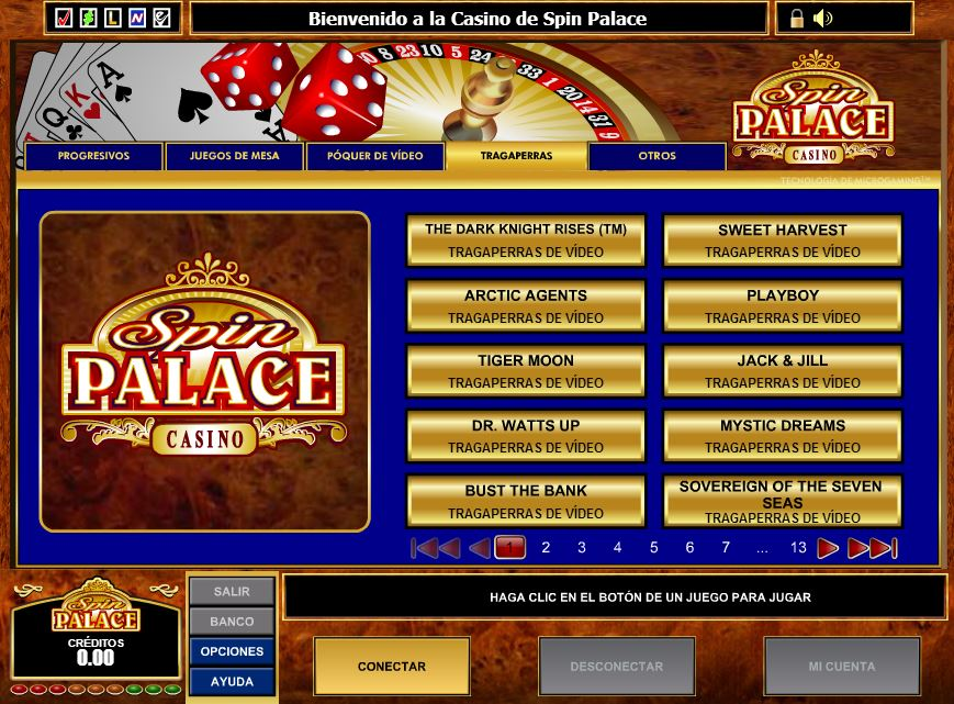 Spin palace gratis bonos Ruleta 813335