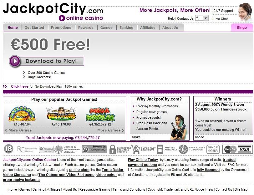 Jackpot city reseña de casino Barcelona 790185