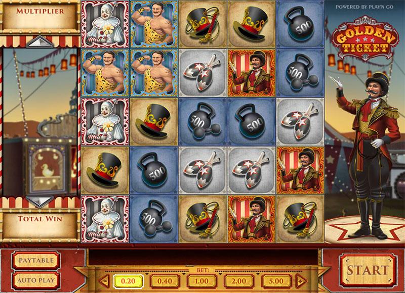 Casino online Circus es play n go slots free 565113
