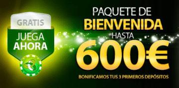 Poker hoy consigue al registrarte € 25683