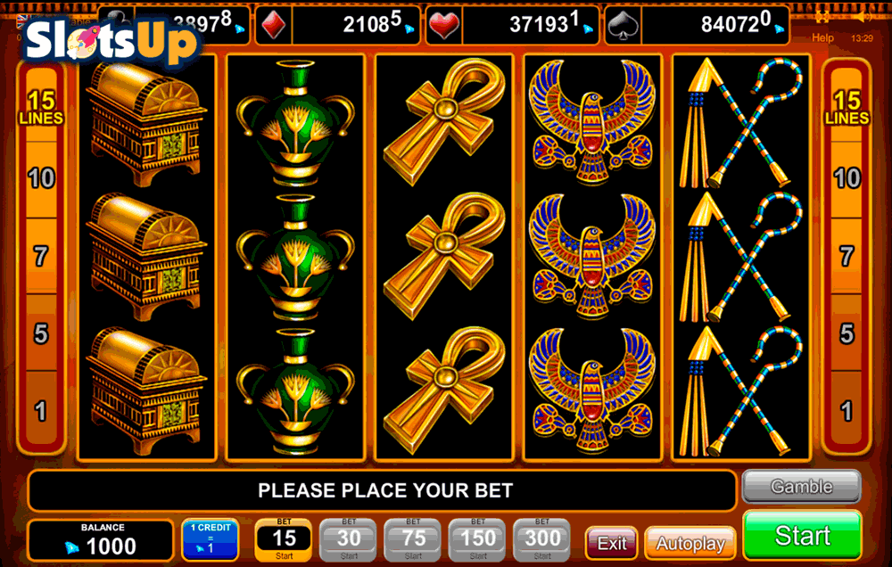 Slotsup free slots online spins eGT Interactive casino 211683