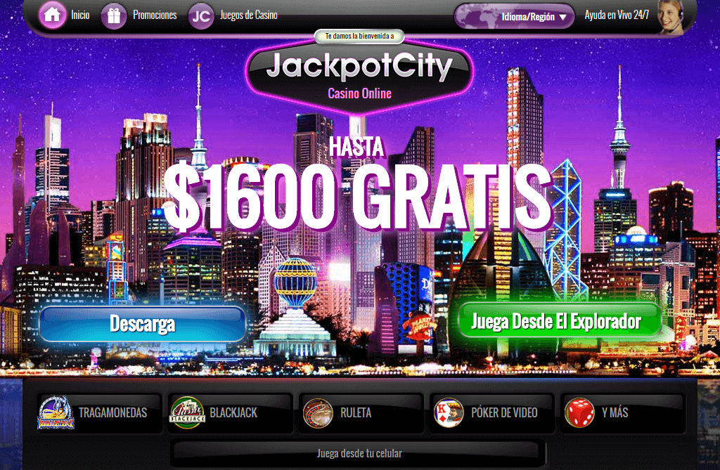 Descargar jackpot city casino con botes progresivos 64981