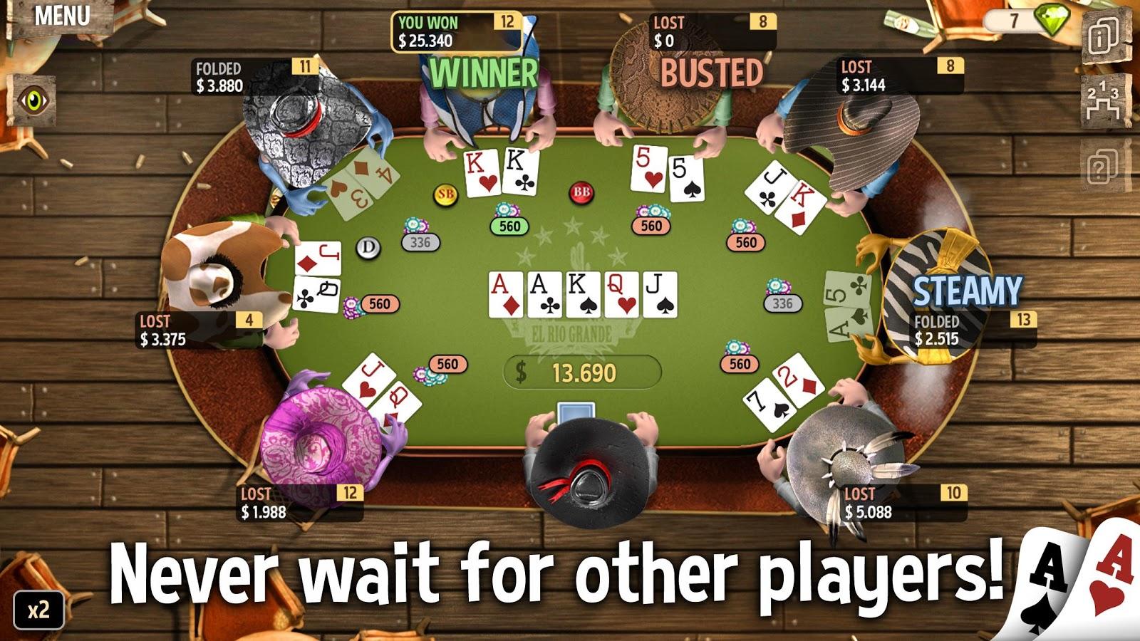 Lincecia de Scasino poker texas online 119314