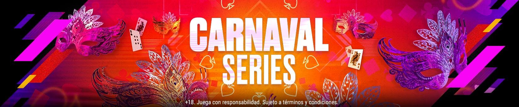 Casino en vivo pokerstars torneo de Carnaval de Betway 344284