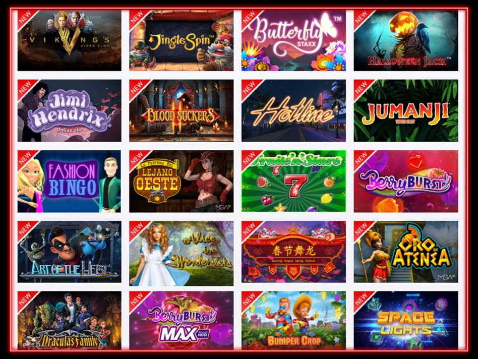 Opiniones de la tragaperra Drácula tipos de sorteos en casinos 241158