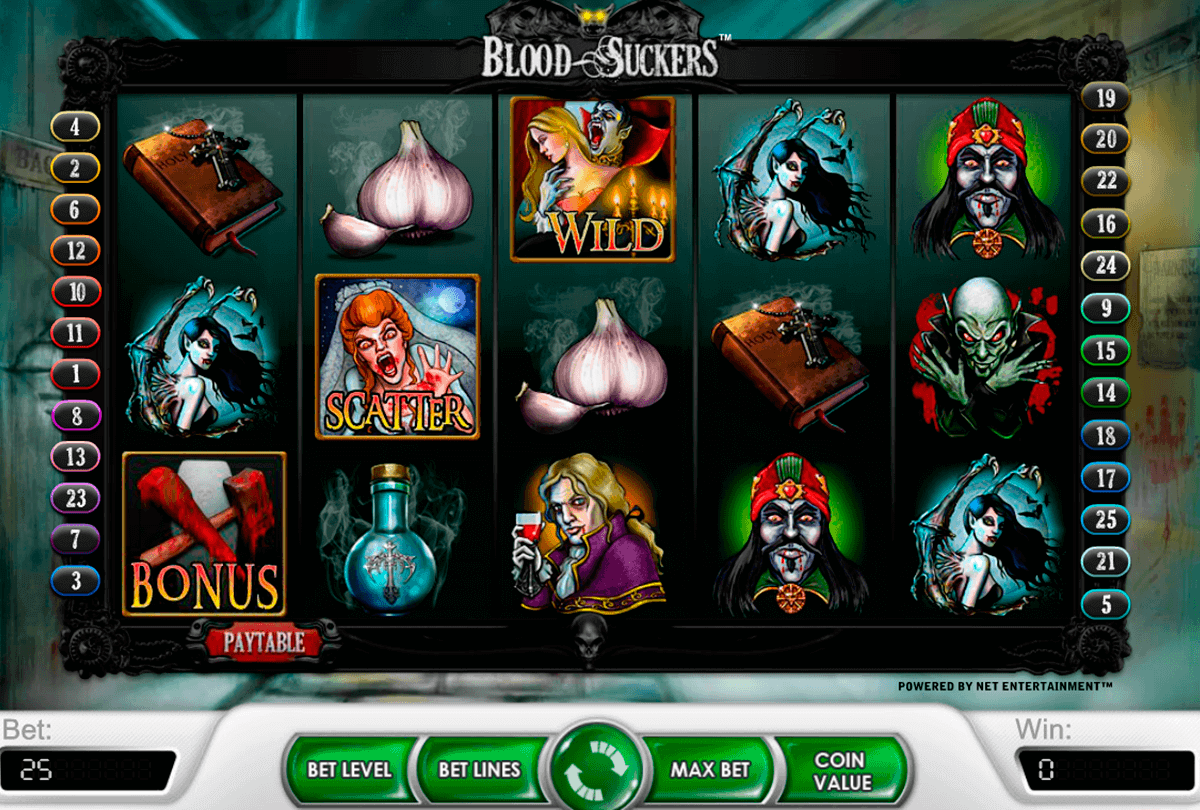 Casino internet gratis opiniones tragaperra Blood Suckers 45338