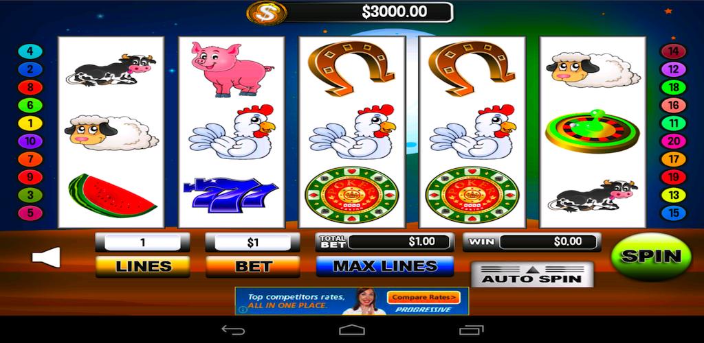 Botemania app lincecia de Crazy Vegas casino 903695