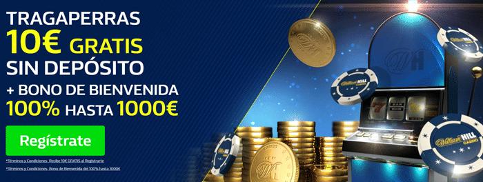 Casinos bonos bienvenida gratis sin deposito € PARA Portugal 420695