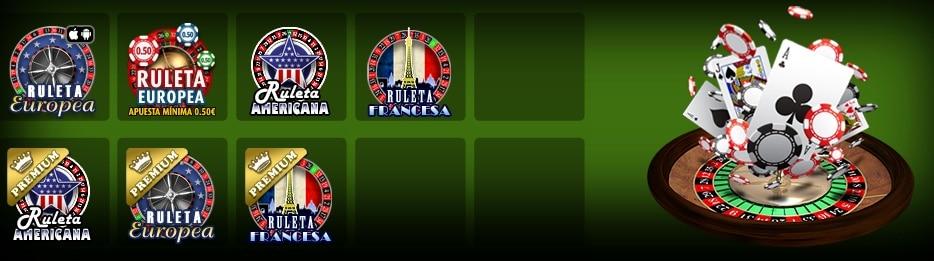Casino 888 ruleta premium Blackjack 221787