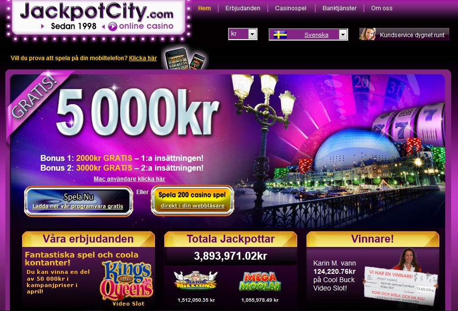 Casinos online que pagan Jackpot City 227752