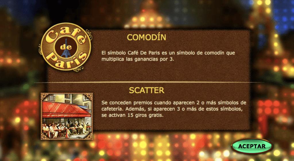 Programa bwin poker opiniones tragaperra Cafe de París 986661