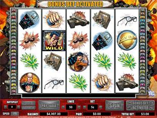 Bingo online clark slot Superman 709526